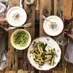 Urlaubsküche: Knusprige Zucchini-Pommes