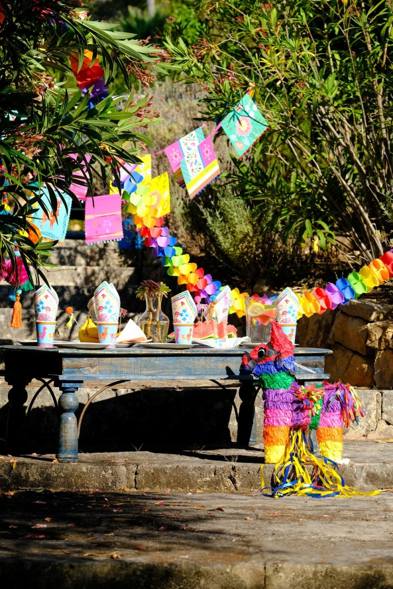 Lets Party Box, Lama Party, Kindergeburtstag