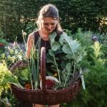 Gute Gärten: Swetlana im Gemüseglück