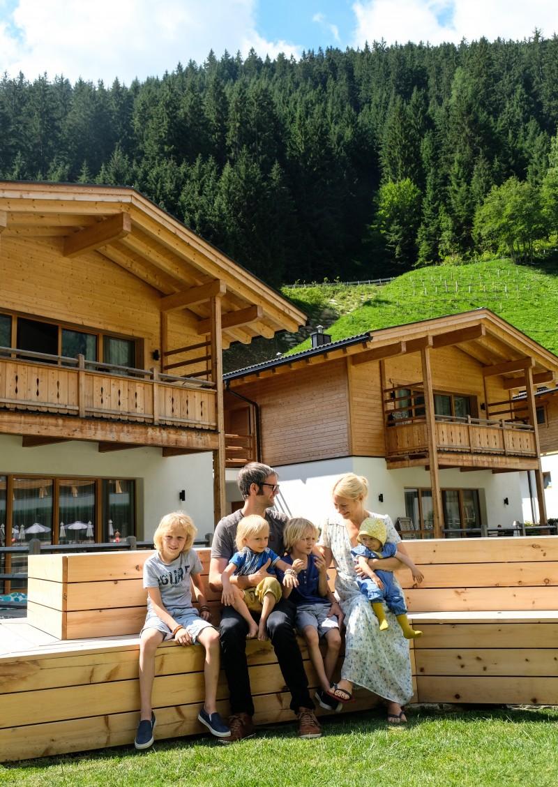 Pferschtal, Brenner, Familienurlaub Südtirol,