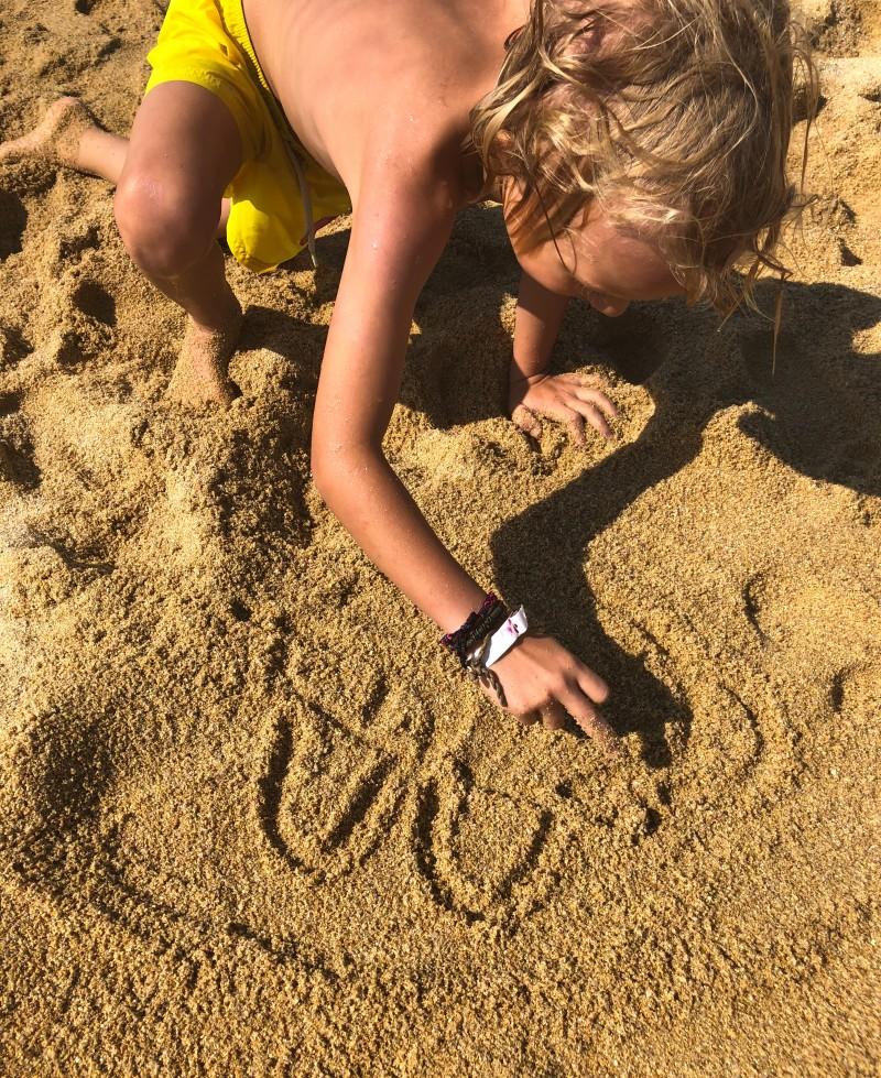 Strand Olympiade, Tips gegen Langeweile in den Ferien,