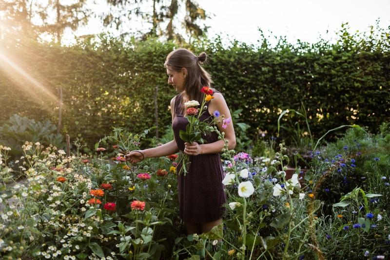 Gute Gärten, Gartenideen