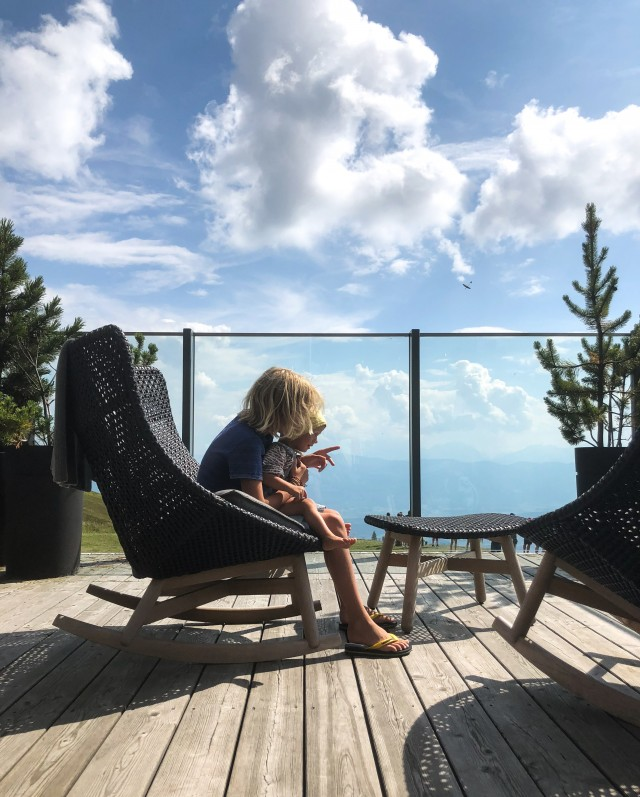 Kärnten, Familienhotel, Familienurlaub auf dem Gipfel