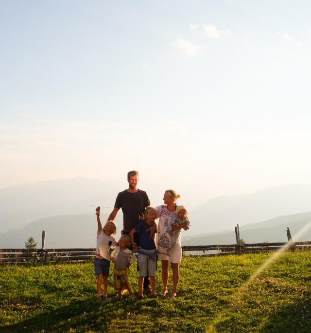 Kärnten, Familienurlaub in Kärnten, Urlaub auf dem Gipfel, Bergurlaub