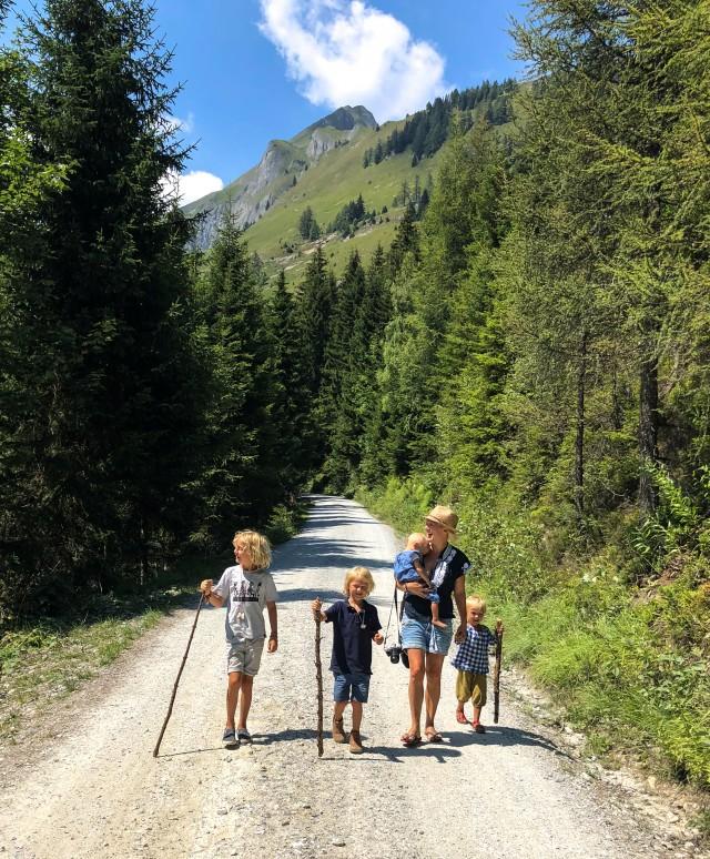 Salzburger Land, Familienurlaub