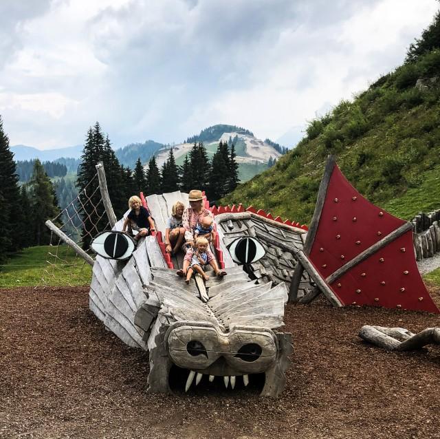 Sankt Johann, Salzburger Land