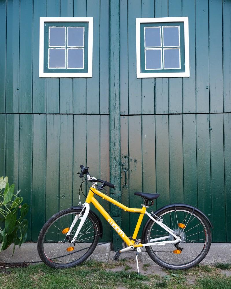 Woom Fahrrad, leichtes Kinderrad