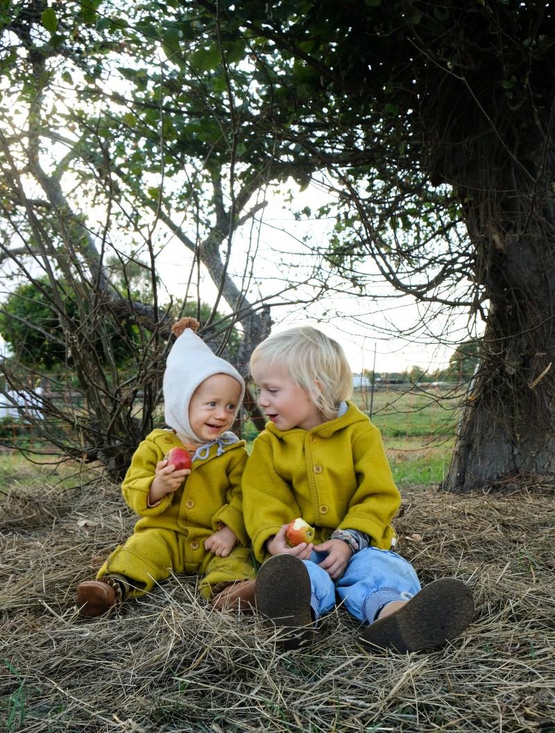 kuschekige Herbstsachen für Kinder
