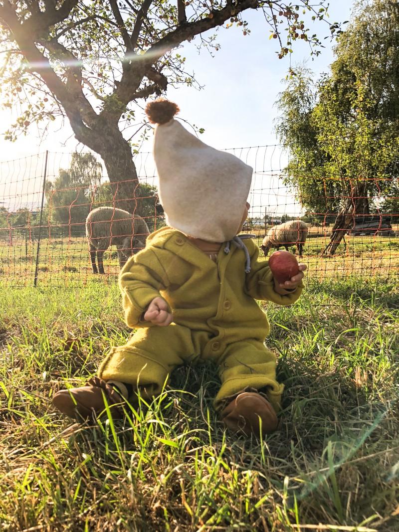 Herbstmode für Kinder,