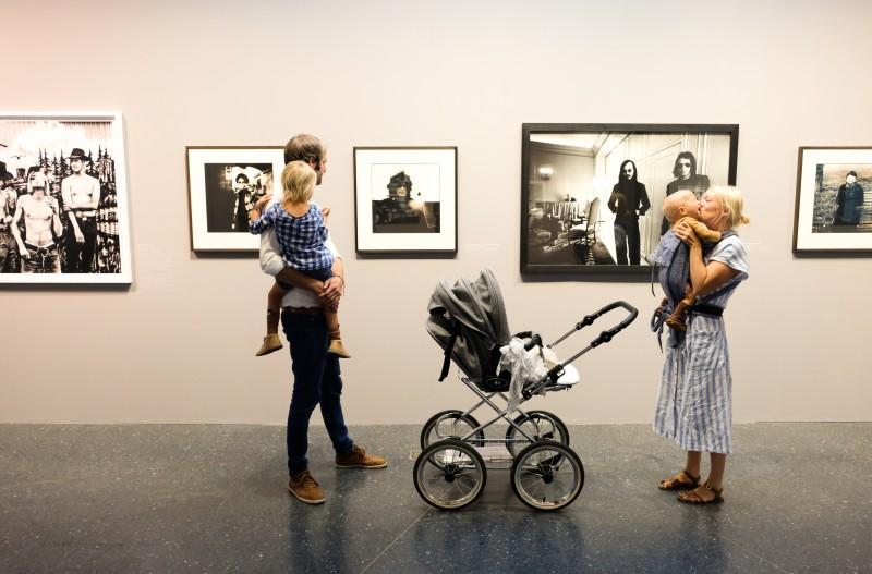 Hamburg mit Kindern, mit Kindern ins Museum, Kinderwagenführungen im Kunstmuseum, Hamburg