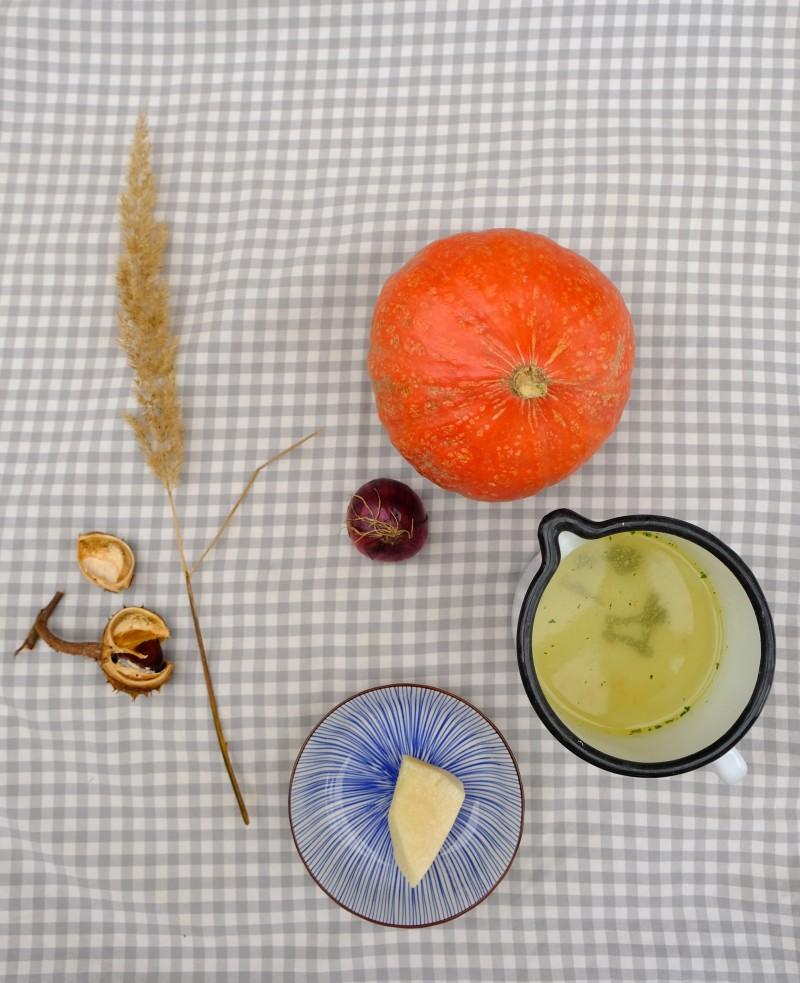Herbstküche, Kürbis