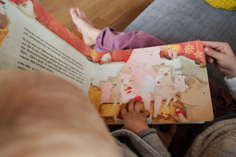 Weihnachtkinderbuch