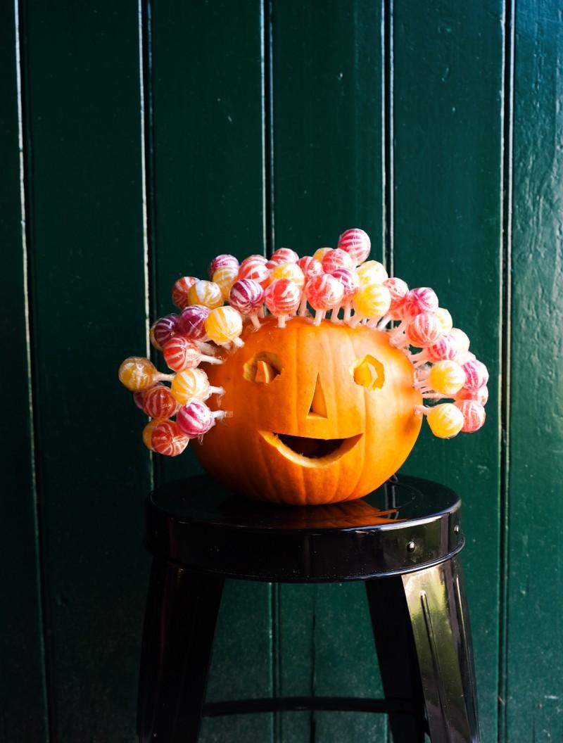 Halloween feiern,