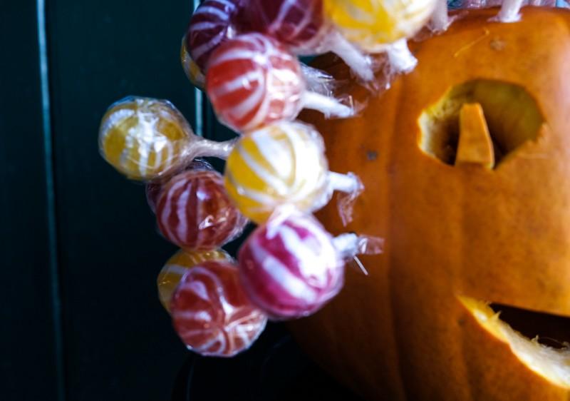 Halloween Kürbis mal anders