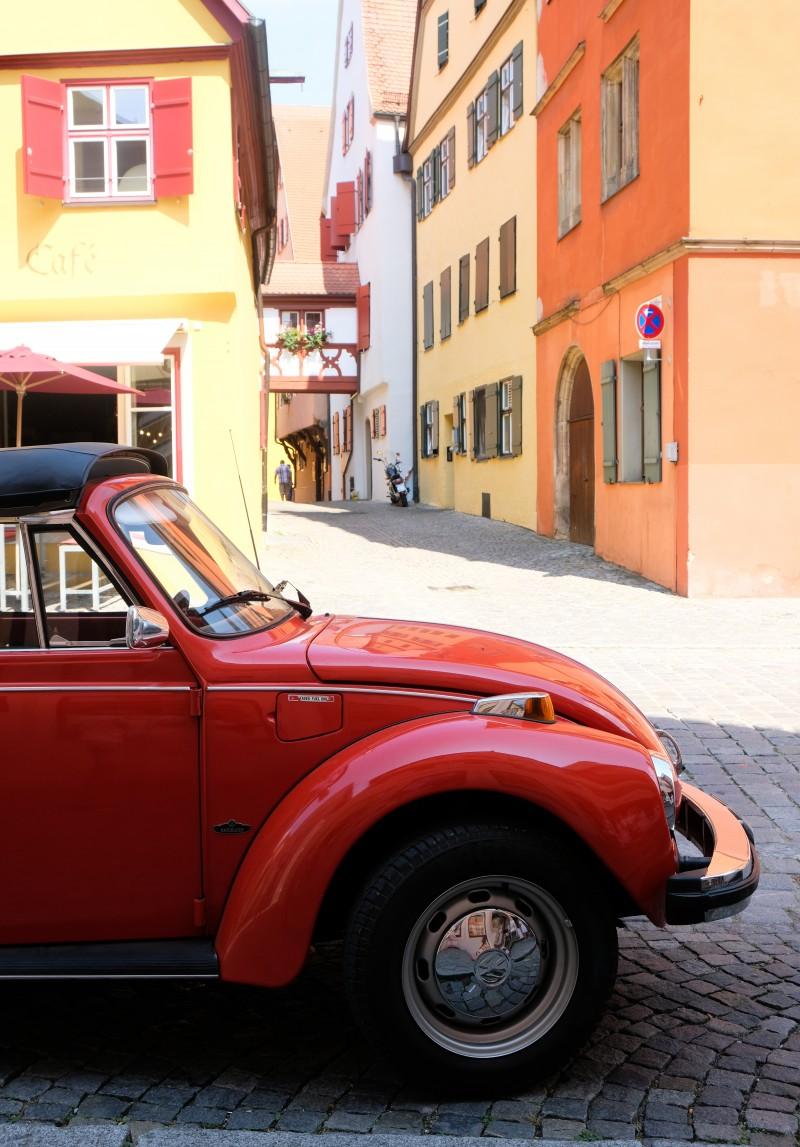 Reisen mit Kindern in Deutschland