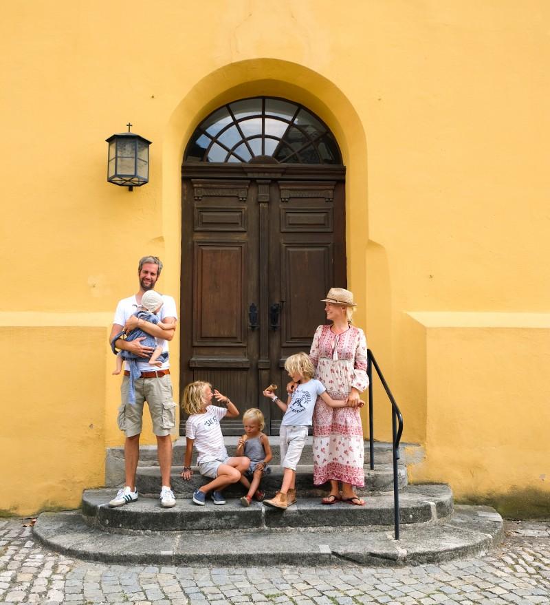 Reisen mit Kindern, Dinkelsbühl