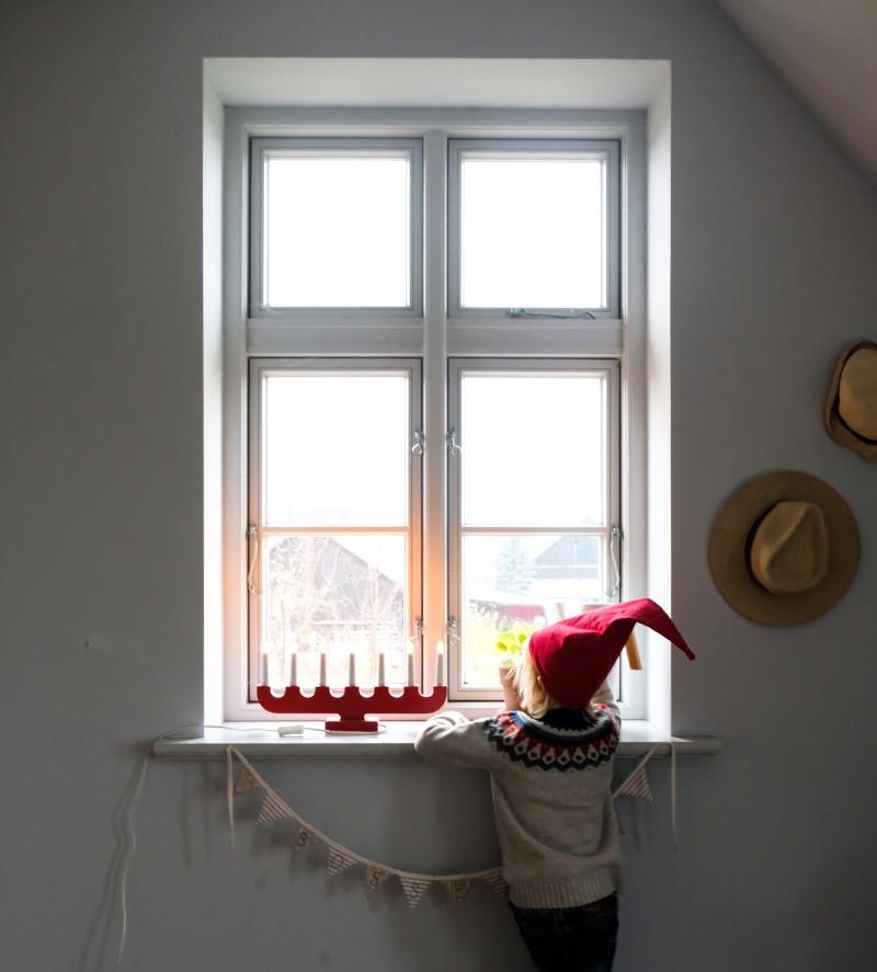 Familienweihnachten, Wichtel