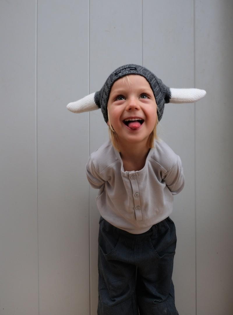 Kindermode, Wikingermütze