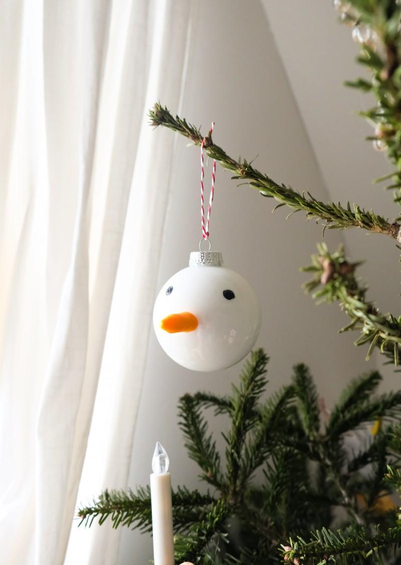 Weihnachtsbaumschmuck selbst machen