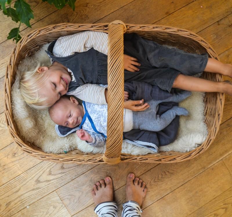 besondere Babyfotos machen