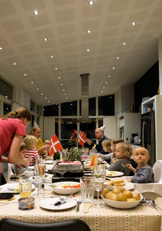 Dänemark, Urlaub mit Freunden,