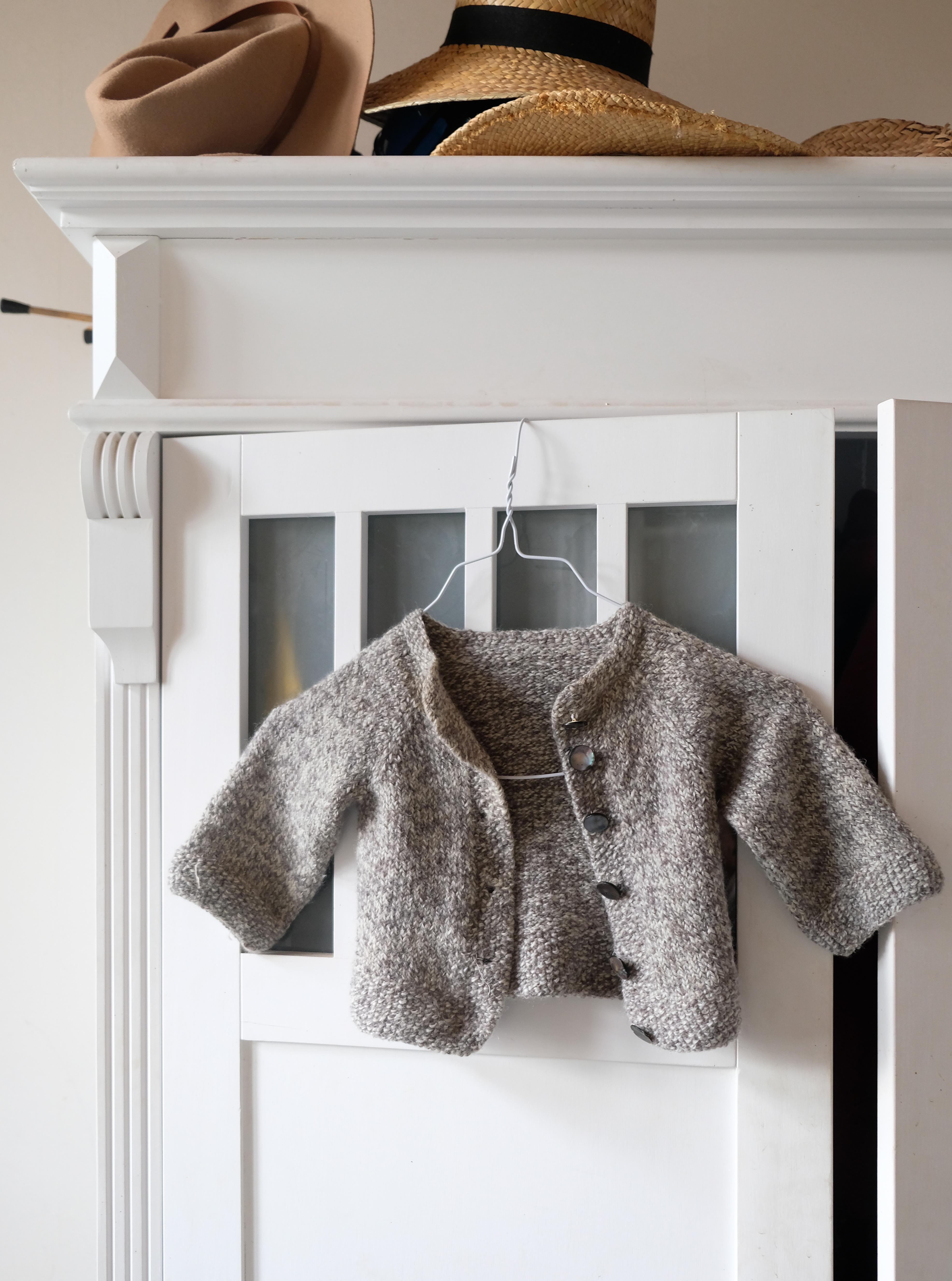 Wollpullover zu heiß gewaschen, Wolle pflegen