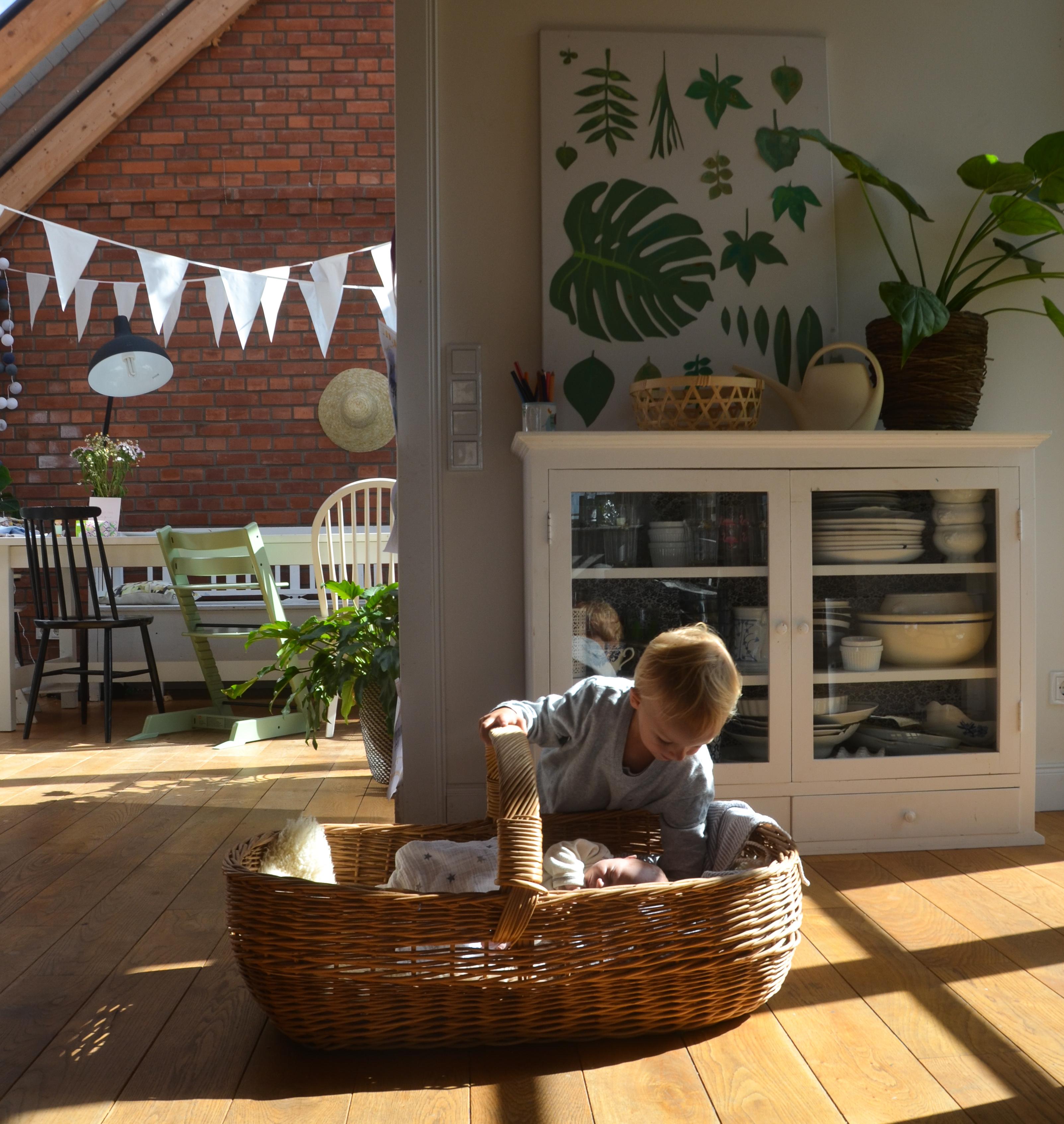 Eine Schöne Idee Für Ganz Besondere Babyfotos Oder Magie Für Ein