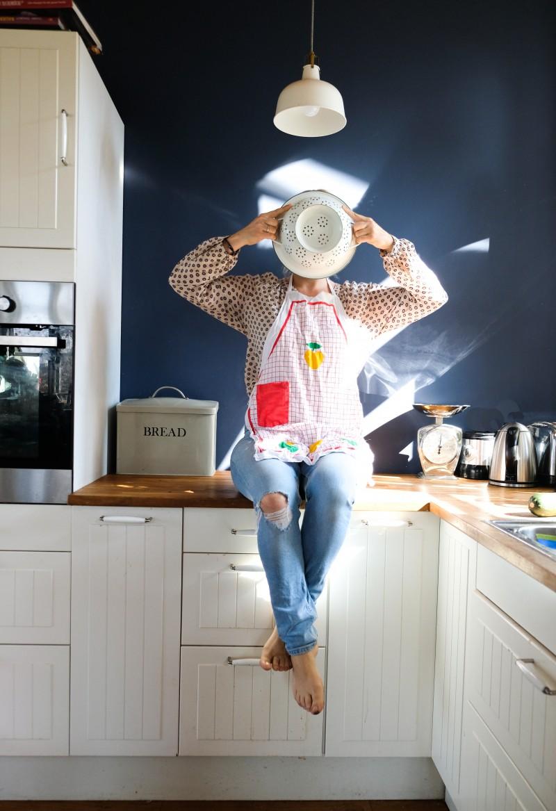 der Traum vom eigenen Kochbuch,