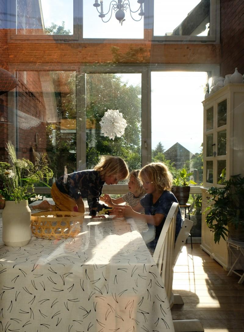 Fenster putzen, Vergleichen, Vergleichen ist das Ende des Glücks