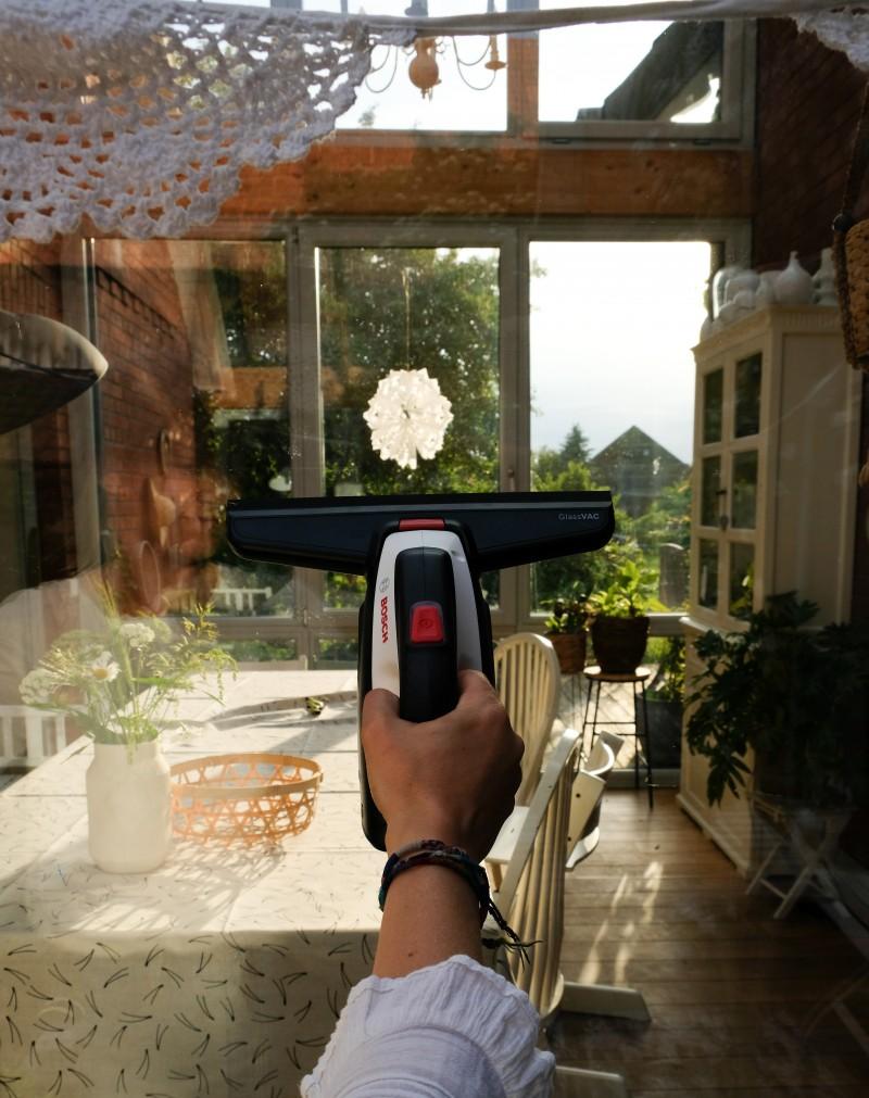 Fenster besser putzen, bester Fenstersauger