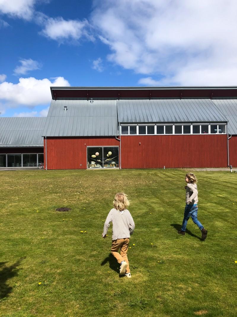 Schweden mit Kindern, Vandalorum