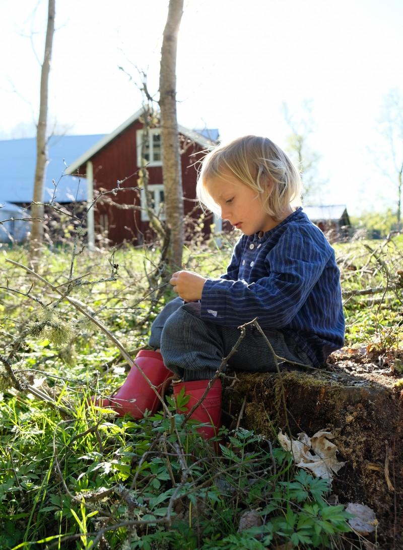 Schweden, auf den Spuren von Astrid Lindgren