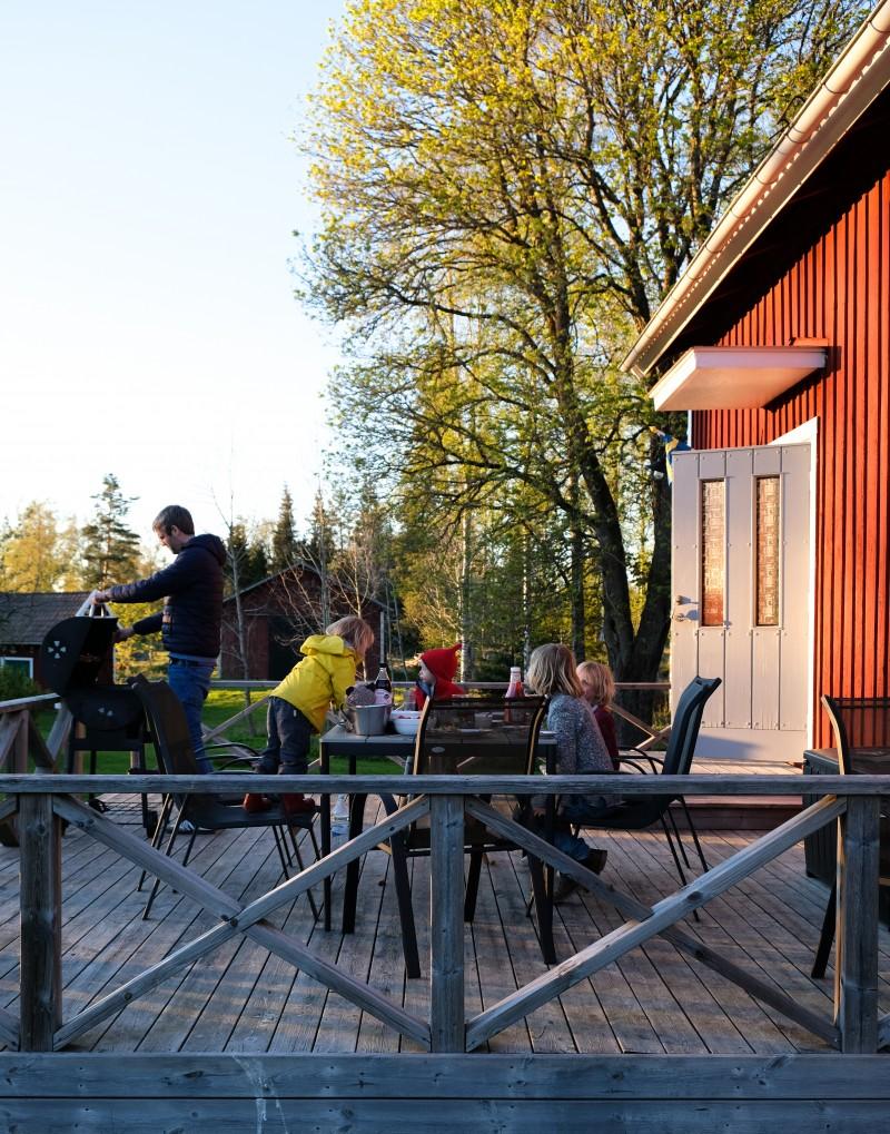 Novasol Ferienhaus, Auf den Spuren Astrid Lindgrens