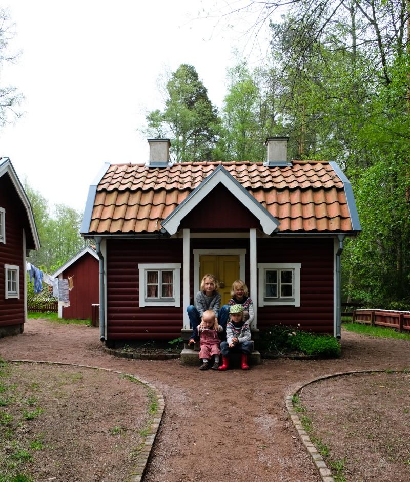 Schweden mit Kindern