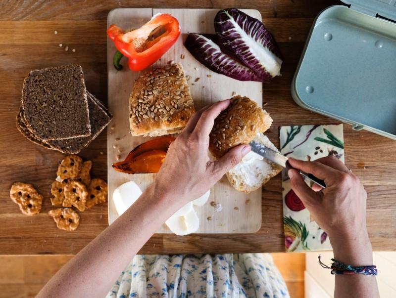 nachhaltiger Reisen, italienische Sandwiches,