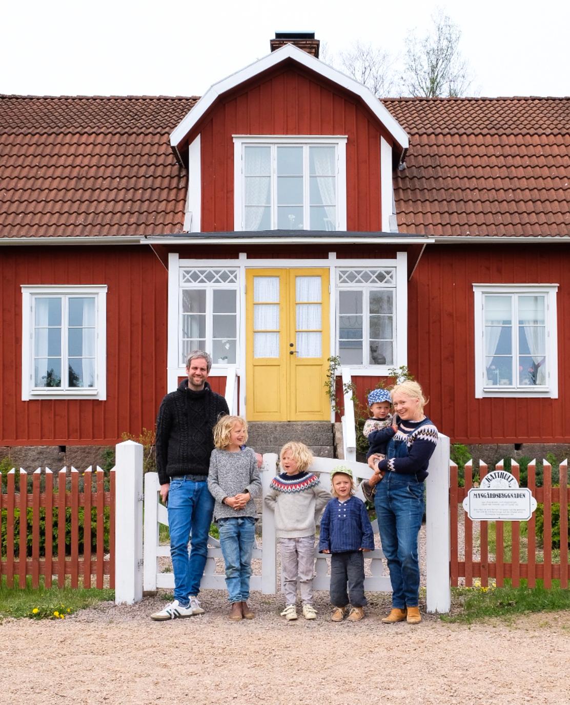 Ferien in Smaland, Schweden mit Kindern
