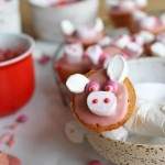 Oh, wie niedlich: Zuckersüße Schweinetörtchen für die nächste Kinderparty