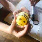 """Ein spontanes Bienen-Bastel-Projekt. Und ein kleines Plädoyer für """"Jetzt sofort!"""""""
