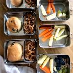 Brotdosen-Bingo: Her mit den leckeren, machbaren Ideen von Hannah