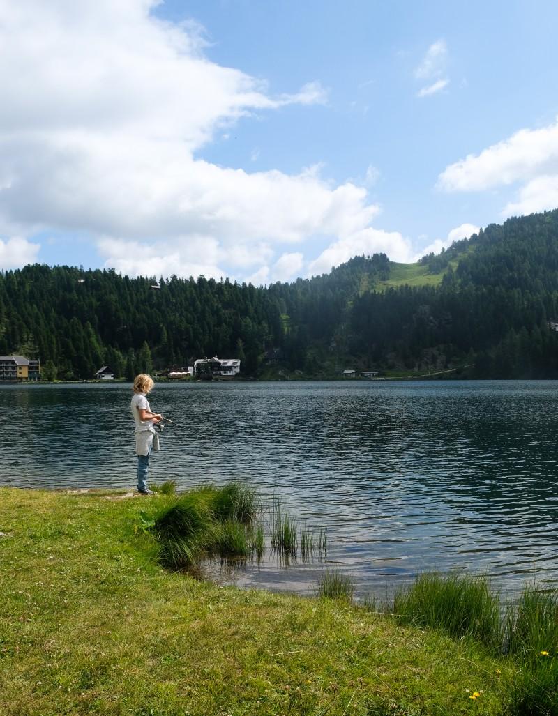 Familienurlaub in den Bergen, besonderes Hotel