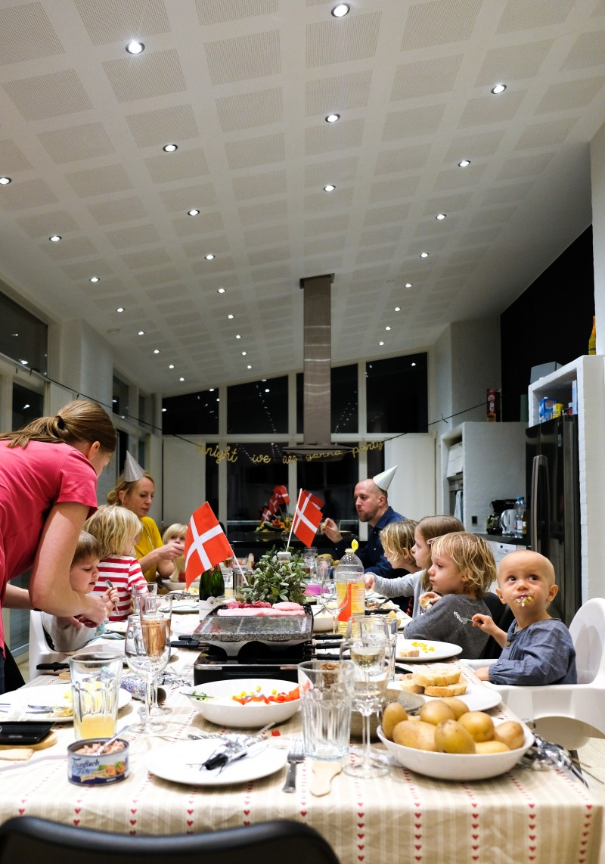 Raclette Rezepte, Silvester mit Freunden in Dändemark, Novasol,