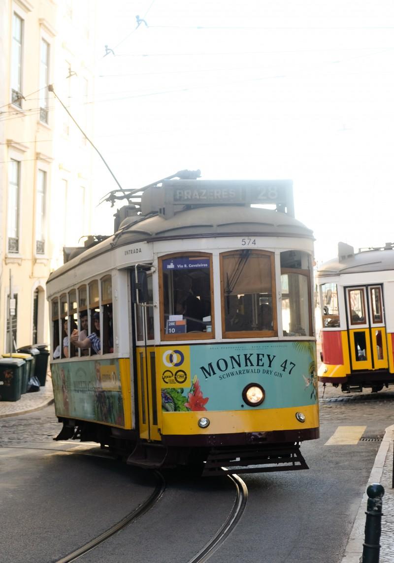 Lissabon mit KIndern,