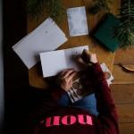 Gestatten, Weihnachtskartenstreber (Werbung)