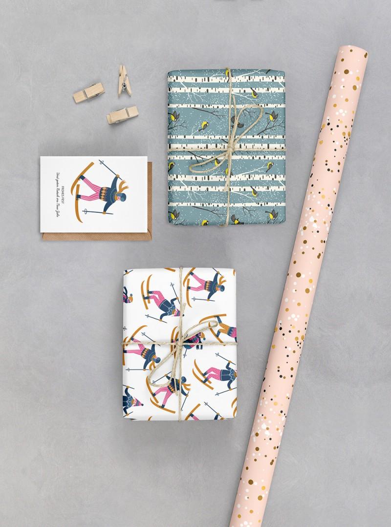 nachhaltiges Geschenkpapier,