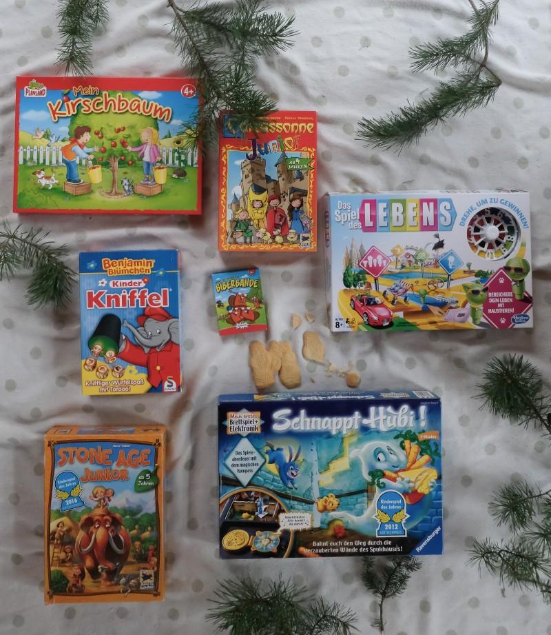 Die schönsten Gesellschaftsspiele für Kinder