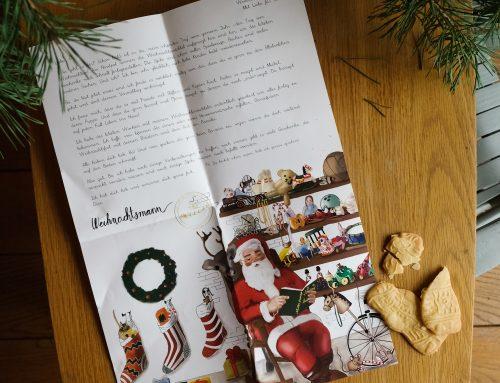 Ich machs' einfach: Sekretärin des Weihnachtsmanns (enthält unbezahlte Werbung)