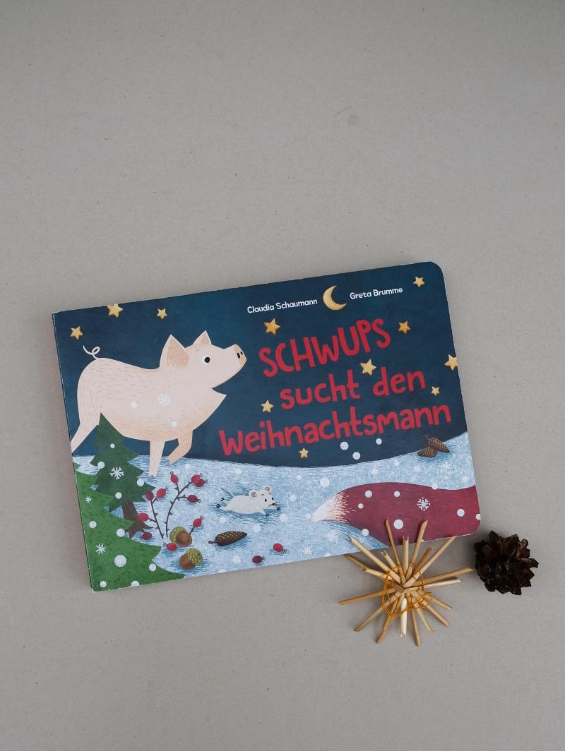 Schwups sucht den Weihnachtsmann, die schönsten Weihnachtsbücher