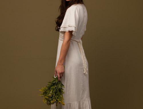 Ich machs einfach: Leonie und ihr kleines Brautkleid-Business