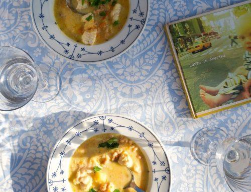 Date am Meer: Heute gibts köstliche Fisch-Chowder