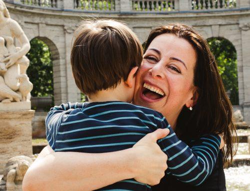 Hereinspaziert bei Katrin, einer Mama ohne Mann